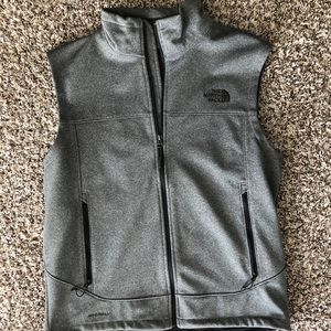 North face vortex men's vest Like New